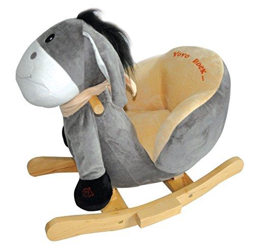 "Sweety Toys Schaukelesel ""Denny the Donkey"" - 2"