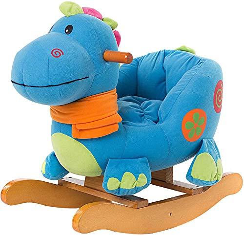 Labebe Dinosaurier Blau