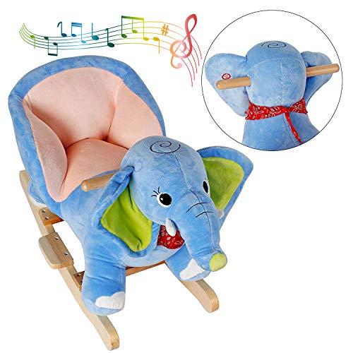 Schaukeltier Elefant mit Sound