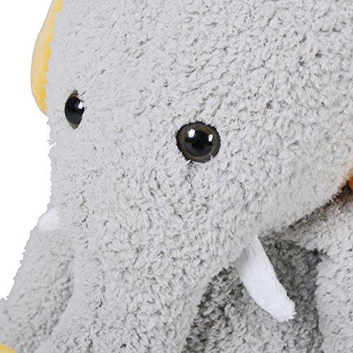 Knorrtoys Schaukeltier Elefant Nele - 5