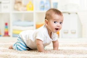 Schaukeltiere für Babys
